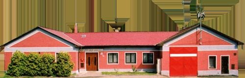 Hasičská zbrojnice Sboru dobrovolných hasičů Zbraslav